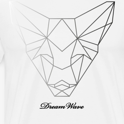 DreamWave Fox/Renard - T-shirt Premium Homme