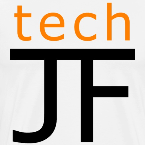 JF tech - Maglietta Premium da uomo