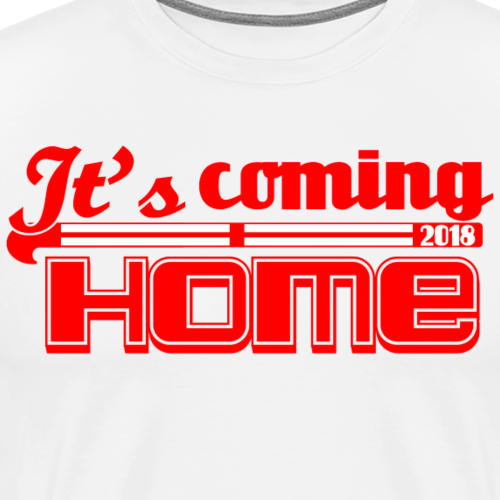 itscominghome2018 - Men's Premium T-Shirt