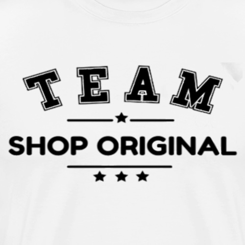 Shop Original - T-shirt Premium Homme