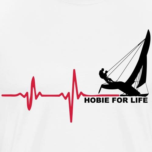 Hobie for Life - Männer Premium T-Shirt