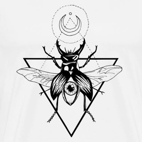 Stag Beetle - Männer Premium T-Shirt
