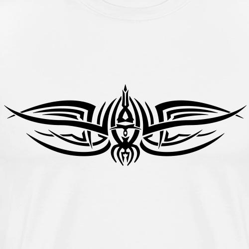 Motif Tribal 2 - T-shirt Premium Homme