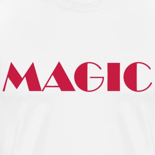 Magic - T-shirt Premium Homme