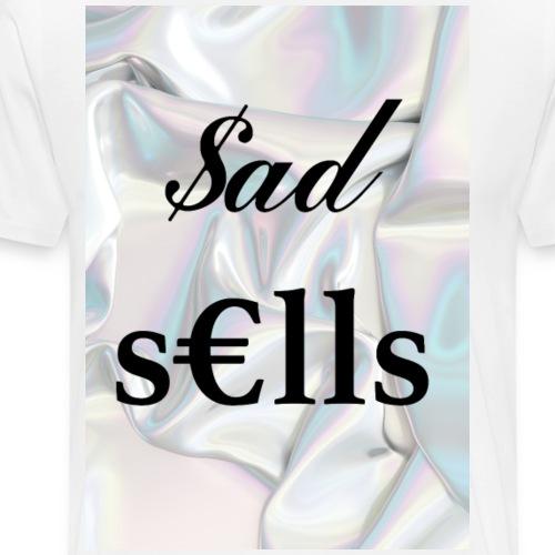 Holo Sad Sells - Men's Premium T-Shirt