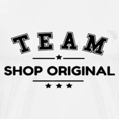 Shop Original - T-shirt Premium Homme
