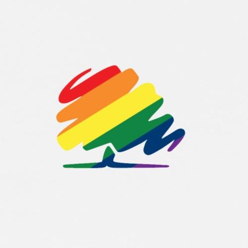 Classic LGBT+ Conservative logo - Men's Premium T-Shirt