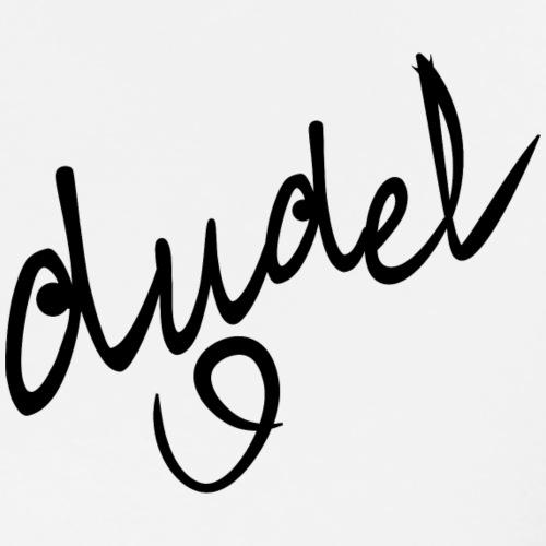 DudeL - Camiseta premium hombre