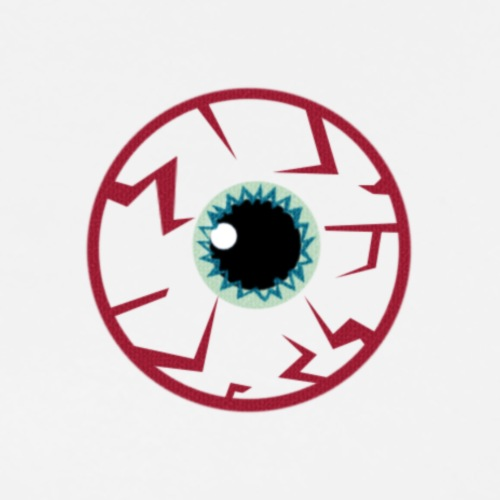 Eye - T-shirt Premium Homme