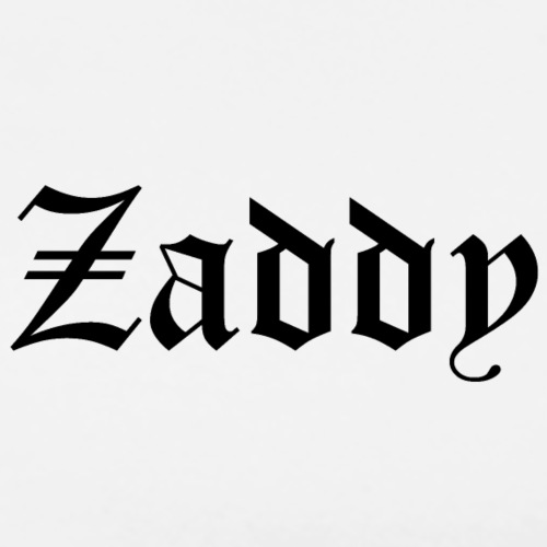 Zaddy - Men's Premium T-Shirt