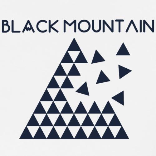 Black Mountain - T-shirt Premium Homme