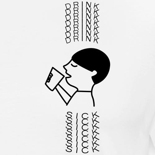 SICK DRINK - Mannen Premium T-shirt