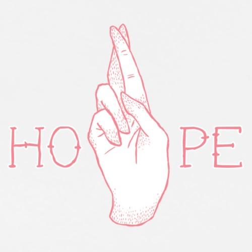 Hope - Maglietta Premium da uomo