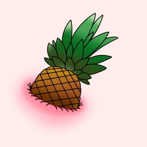 Pineapple - Männer Premium T-Shirt