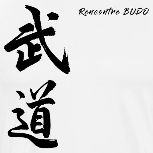 Rencontre BUDO - T-shirt Premium Homme