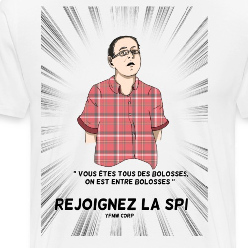 Le maître - T-shirt Premium Homme