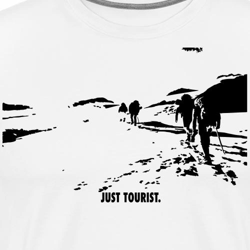 walk - Men's Premium T-Shirt