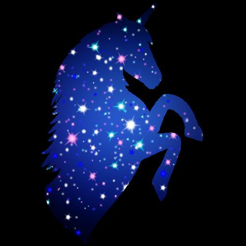 Unicorn Galaxy - Men's Premium T-Shirt