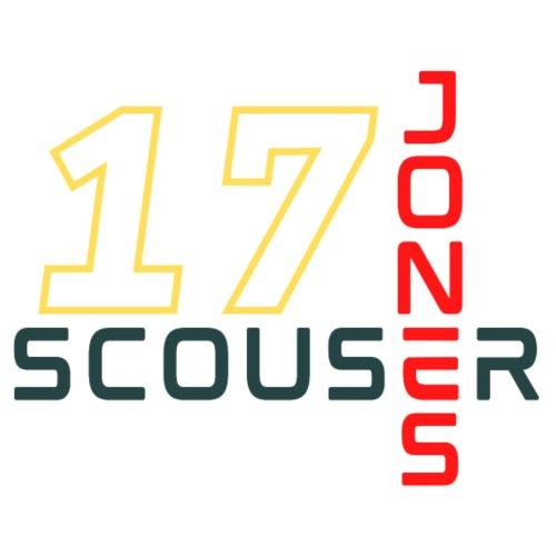 Jones - Scouser in our Team, 17 Collection - Men's Premium T-Shirt