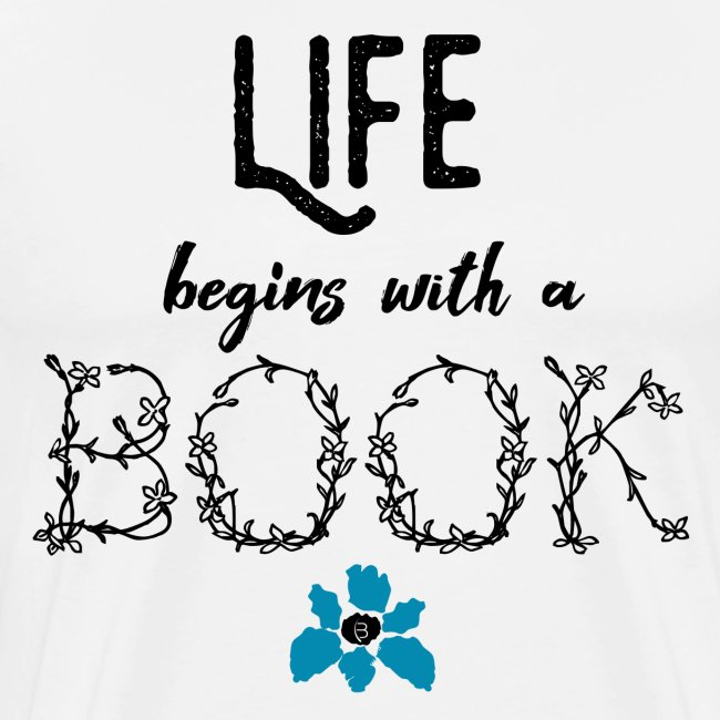 0020 life begins with a Book Bookelopels reader