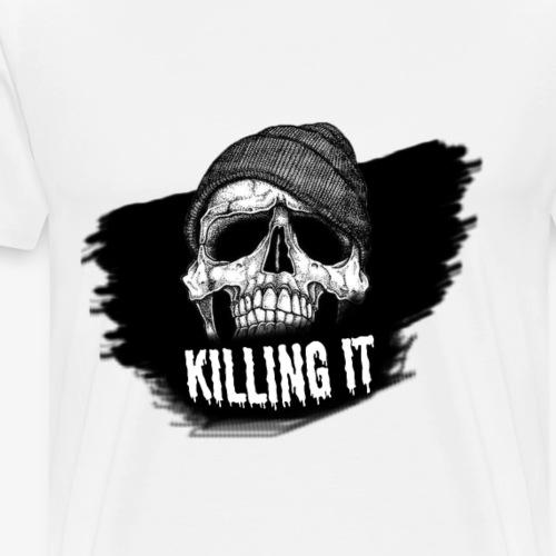Killing it - Men's Premium T-Shirt