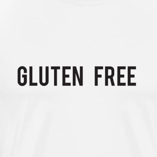 Gluten Free - Camiseta premium hombre