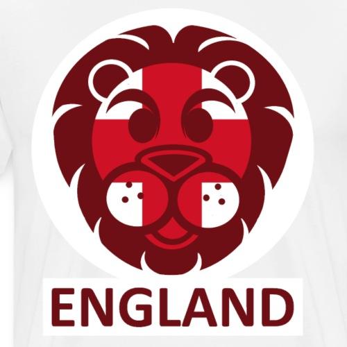 England 1966 Lion - Men's Premium T-Shirt