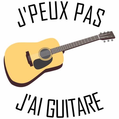 J'peux pas j'ai Guitare - T-shirt Premium Homme
