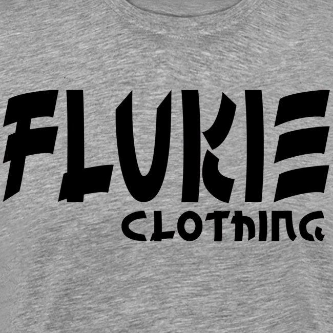 Flukie Clothing Japan Sharp Style