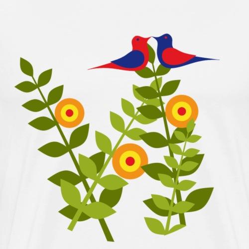 Turteltauben - Männer Premium T-Shirt