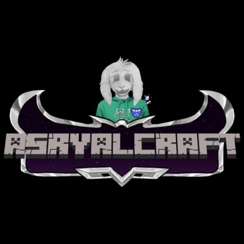 AsryalCraft Logo - T-shirt Premium Homme