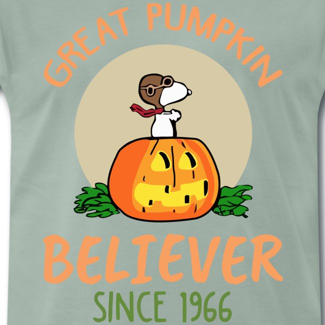 Great pumpkin believer since 1966