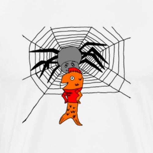 Spiderfish - Männer Premium T-Shirt