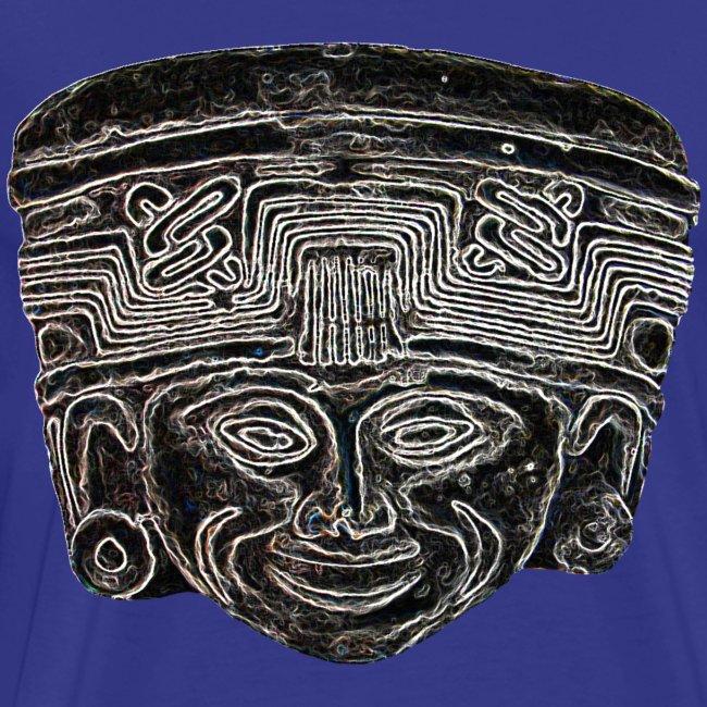 statue maya