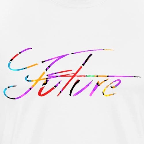 Future Hipster - Herre premium T-shirt