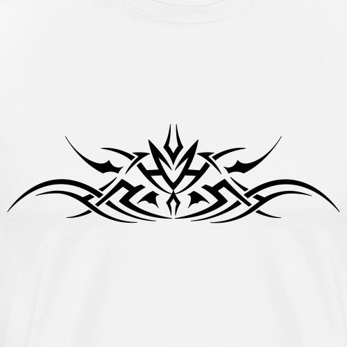 Motif Tribal 3 - T-shirt Premium Homme