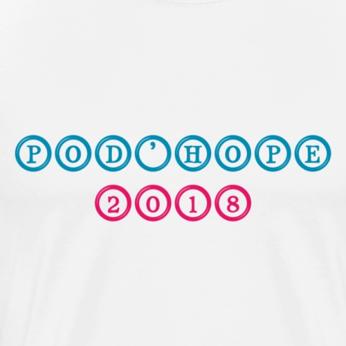 TYPEWRITER - T-shirt Premium Homme