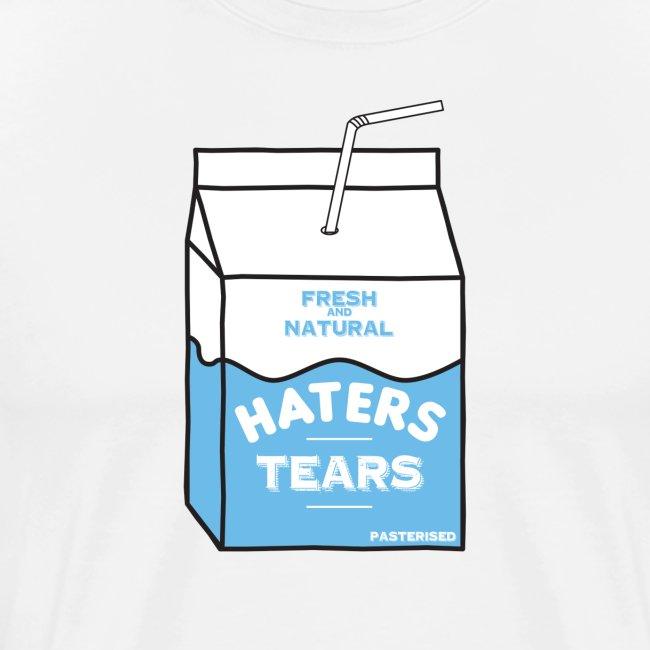 HATERS TEARS Tee Shirts