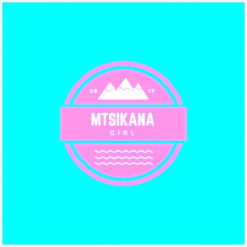 Mtsikana blue - Men's Premium T-Shirt