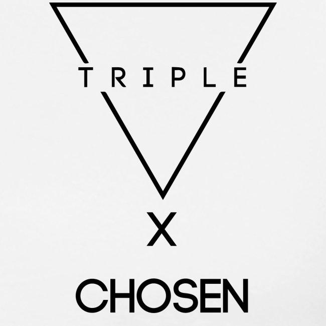 NEW TRIPLE LOGO Design X Chosen