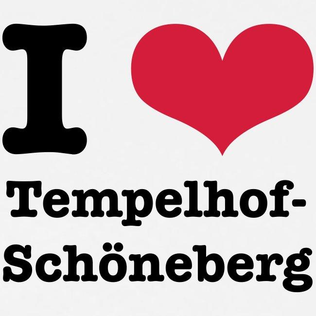 I love Tempelhof-Schöneberg