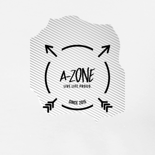 A ZONE 2017 - Men's Premium T-Shirt
