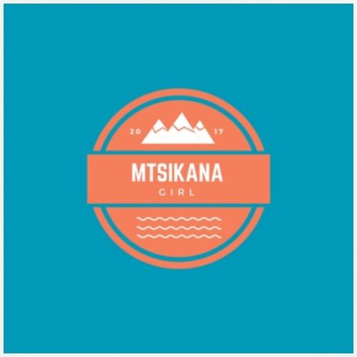 Mtsikana - Men's Premium T-Shirt