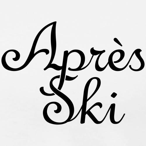 Après-Ski Klassisch 2 - Männer Premium T-Shirt