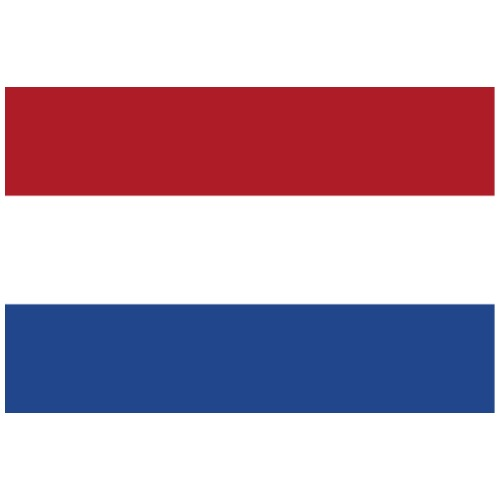 Bandera de holanda - Camiseta premium hombre