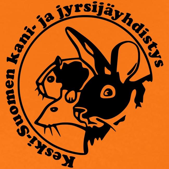 KSKJY logo - musta
