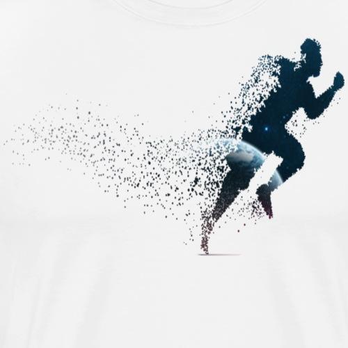 Run / Lauf / Renn - Männer Premium T-Shirt