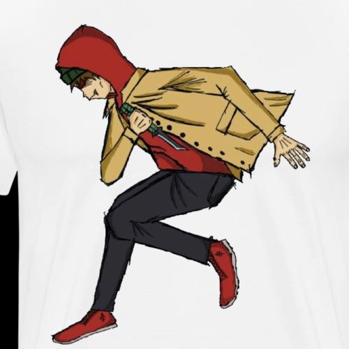 DROP - T-shirt Premium Homme