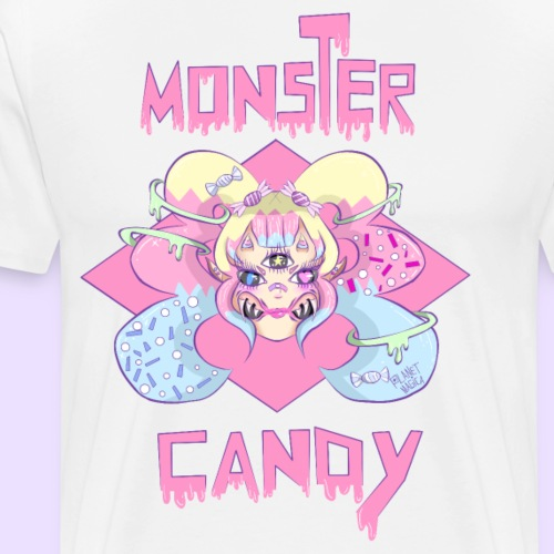 Monster Candy - Men's Premium T-Shirt