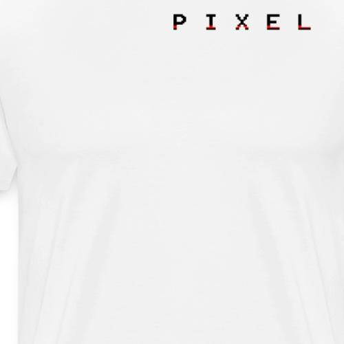Pixel: Hero Of Keyboard - Männer Premium T-Shirt